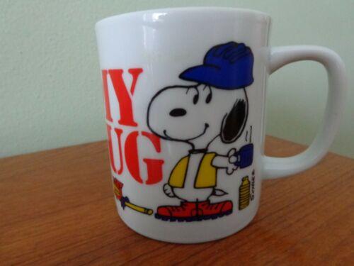 Snoopy My Mug - Carpenter