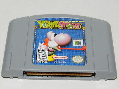Yoshi's Story Nintendo 64 N64 Video Game Cart, usado comprar usado  Enviando para Brazil