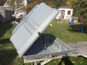 Roof rack clam shell - New Price
