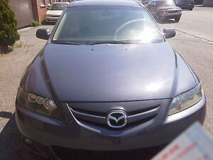2007 Mazda Mazda5 sedan Sedan