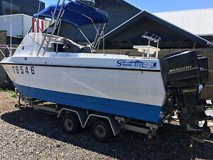 Boat shark cat 19 foot Williamstown Hobsons Bay Area Preview