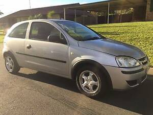 2005 Holden Barina Hatchback Camperdown Inner Sydney Preview