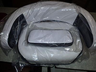 Ih International Farmall 3 Pc Cushion Seat Set. 706 756 806 856 1256 1456 Usa