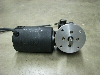 Baldor Electric Dc Gear Motor 90 Vdc 13205