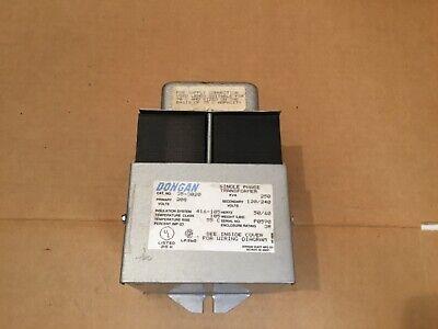 Dongan Transformer 35-3020 Single-phase General Purpose Transformer 0.25 Kva