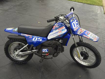 Yamaha Pee Wee 80, PeeWee 80, PW80, PW 80 Glenmore Park Penrith Area Preview