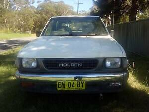 Holden rodeo ute Mallabula Port Stephens Area Preview