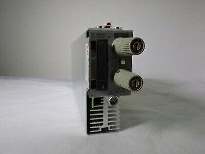 Agilent 60503b 250w Dc Electronic Load Module 0-10amp 3-240v 90 Day Warranty
