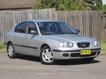 2003 Hyundai Elantra Sedan Hornsby Hornsby Area Preview
