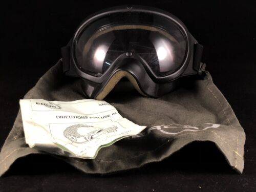 Scott Eros Smoke Goggles from the Cockpit of a Retired Boeing 747-400