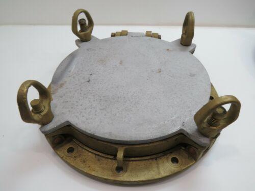 12 inch Bronze Porthole Aluminum Hatch Cover -(A5C872)