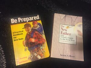 EUC Books for New Dads on Parenting