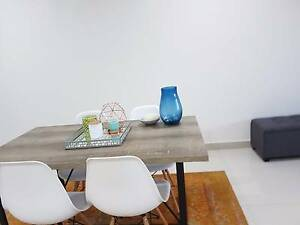 Urban dining table and replica eames chairs Darwin CBD Darwin City Preview