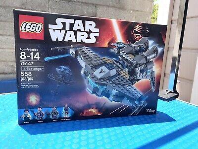 LEGO Star Wars - StarScavenger (75147) - Brand New & Sealed