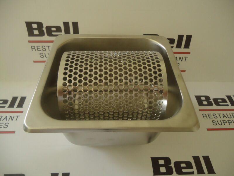 *NEW* Winco SPBR-604 Stainless Steel Butter Roller