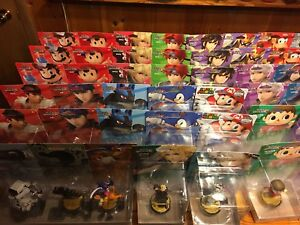 Giant amiibo collection.