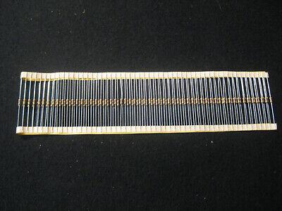 291-4.7m Xicon 4.7 Mohms 14w 5 Carbon Film Resistors Lot Of 100