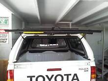 EGR Canopy to suit KUN26 Toyota Hilux Dual Cab Woolloongabba Brisbane South West Preview