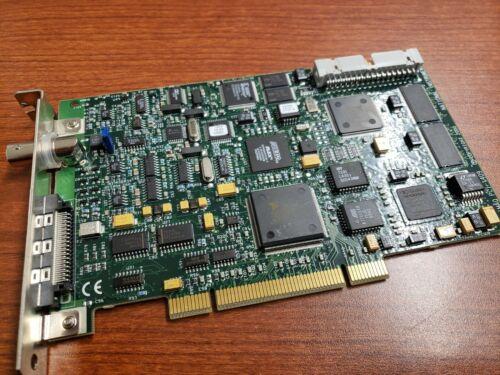 National Instruments PCI-1409 IMAQ Video Frame Grabber Card