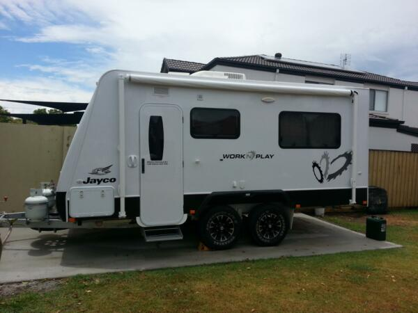 Jayco Work And Play Price Work n Play Outback Jayco Work