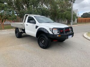 2012 Ford Ranger XL 3.2 Manual 4X4 Ute ****FULLY LOADED***** St James Victoria Park Area Preview