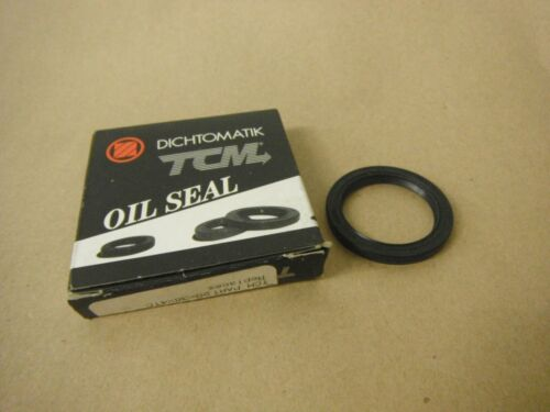 TCM 29X38X4 DOUBLE LIP OIL SEAL W/ SPRING