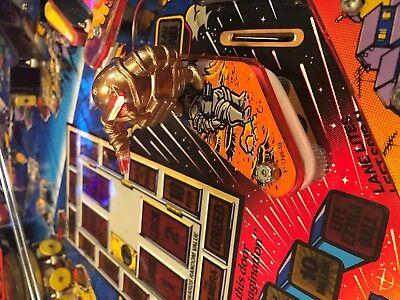 The Twilight Zone TZ Pinball Machine Invader LED Mod Bally