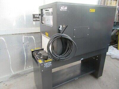 Eastey Heat Shrink Tunnel Et1610-48  L Bar Sealer Em28tk Tunnel Conveyor