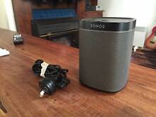 Sonos Play:1 Speaker Black great condition St Albans Park Geelong City Preview