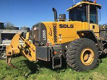 SDLG 959 Wheel Loader & Stick Rake Goondiwindi Goondiwindi Area Preview