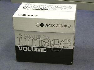 1 BOX 2500 SHEETS 5 REAMS A4 COPIER LASER INKJET WHITE PRINTER PAPER 80gsm +24H