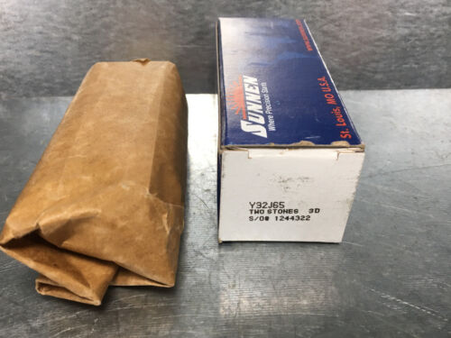 (Box of 2) Sunnen Y32 J65 Honing Stones, Silicon Carbide, 280 Grit