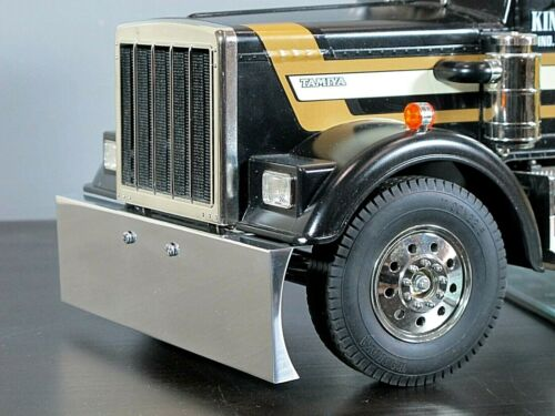 Aluminum Front Lower Bumper Tamiya R/C 1/14 GlobeLiner King Grand Knight Hauler