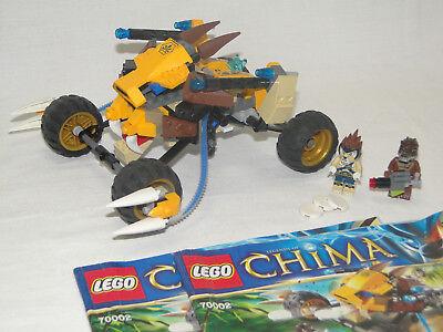 Lego Legends of Chima 70002 Lennox´s Lion Attack komplett mit OBA Löwen Buggy  online kaufen