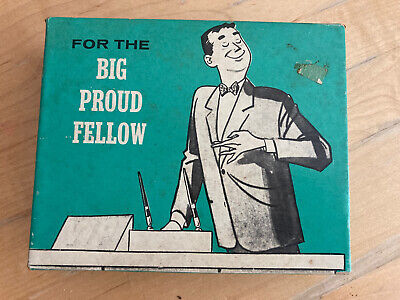 Vintage Novelty Gag Gift FOR THE BIG PROUD FELLOW