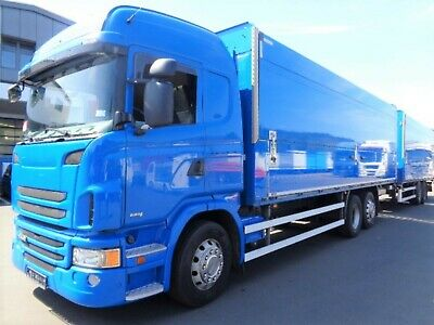 Scania G440 Highline Gliederzug