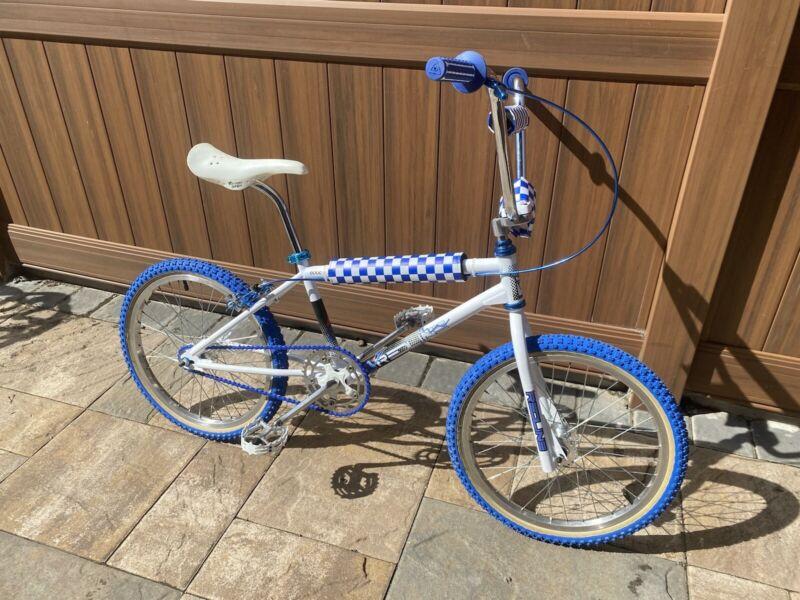 Redline Old School Bmx Bike 600c 1985 Vintage