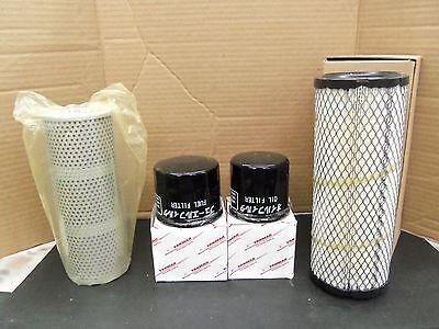 Yanmar Vio45-5 Vio45-5b Excavator Filter Kit