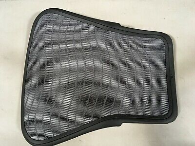 Herman Miller Aeron Chair Backrest 4e03 Graphite Medium Size B Waves Platinum