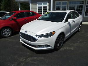 2018 Ford Fusion 2018 Ford Fusion - Titanium AWD