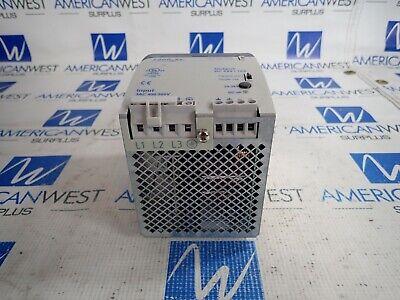 Allen Bradley 1606-xl240e-3 Ser A Power Supply Input 3ac 400-500v Output Dc 24v