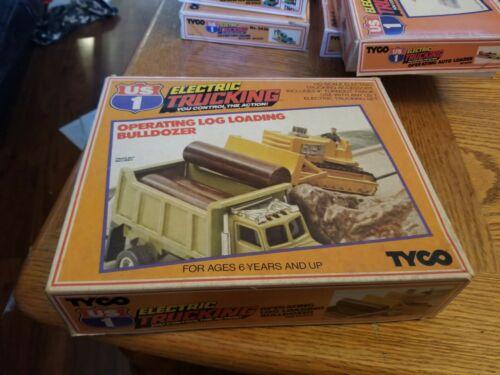 Tyco US -1 Electric Trucking HO Scale Log Loading Bulldozer 3415 New - $20.00