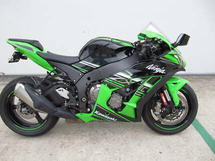 2016 Ninja ZX-10R KRT ABS Excellent Condition. Low Km's!