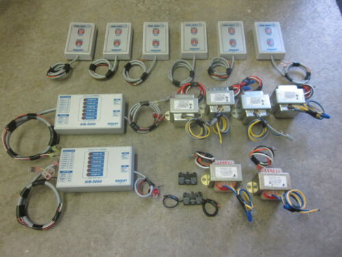 Knight On-Premise Laundry SIB-5000 RA-2P Control Feeder Activator Dispenser Lot