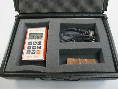 Elcometer 206 Ultrasonic Thickness Gauge Flaw Detector Ndt Olympus Dakota