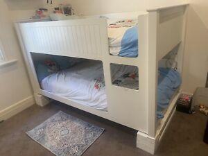 King Single Low Bunk Bed - Domayne