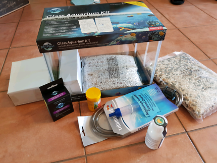 Brand new 16L aquarium kit