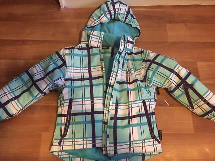 SNOW SKI JACKET CHILDRENS SIZE 10 EXCELLENT CONDITION