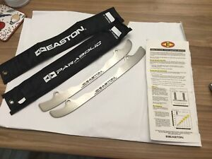 EASTON PARABOLIC STAINLESS STEEL SKATE BLADES
