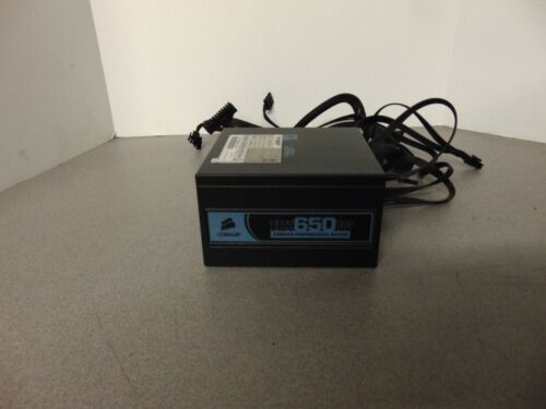 Corsair HX650W Power Supply including cables